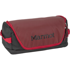 Marmot Compact Hauler Wash Bag, brick/black